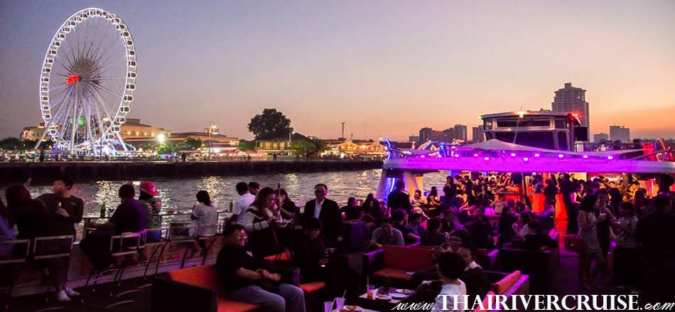 Suggestions recommendations to River Cruise without Dinner Bangkok Thailand.Chao phraya river cruise without dinner Bangkok Chao phraya night boat